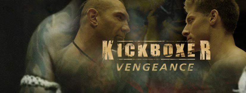 Kickboxer Vengeance cover photo