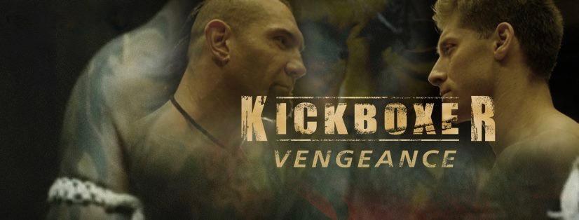 Kickboxer Vengeance cover photo